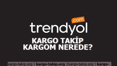 Photo of Trendyol Kargo Takip, Kargom Nerede?
