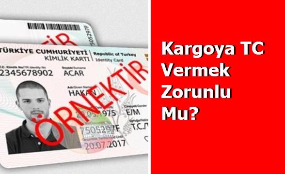 Photo of Kargoya TC Vermek Zorunlu Mu?