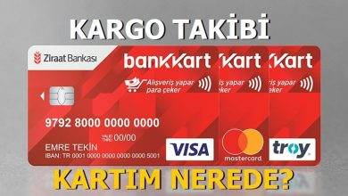 Photo of Ziraat Bankası Kart Kargo Takip