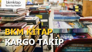 Photo of BKM Kitap Kargo Takip