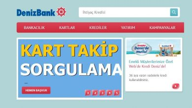 Photo of Denizbank Kart Kargo Takip