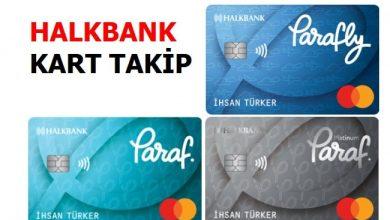 Photo of Halkbank Kartı Kargo Takip