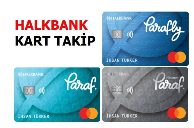 Halkbank Kartı Kargo Takip