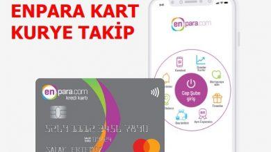 Photo of Enpara Kart Kargo Takip