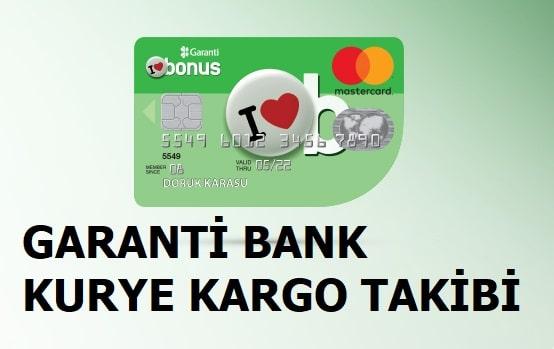 Garanti Kredi Kartı Teslim Süresi