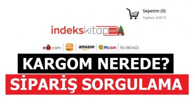 Photo of İndeks Kitap Kargo Takip