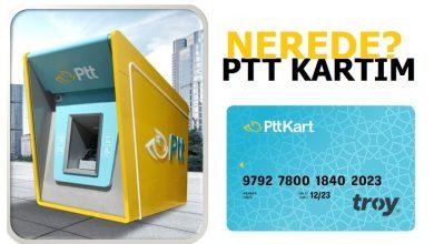 Photo of PTT Bank Kartı Kargo Takip