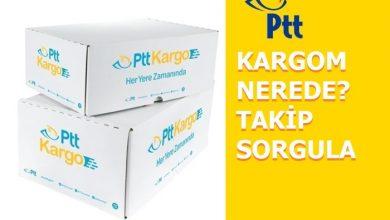 Photo of PTT Yurtdışı Kargo Takip