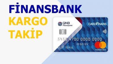 Photo of Finansbank Kart Kargo Takip