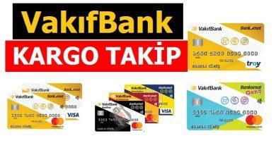 Photo of Vakıfbank Kredi Kartı Kurye Takip