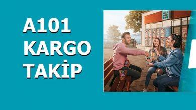 Photo of A101 Kargo Takip, Sipariş Nerede?
