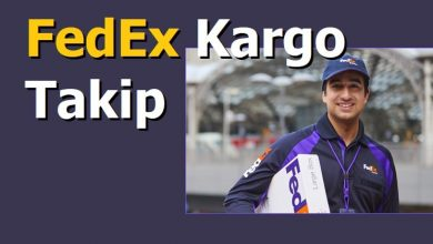 Photo of FedEx Kargo Takip