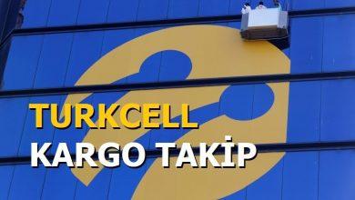 Photo of Turkcell Kargo Takip