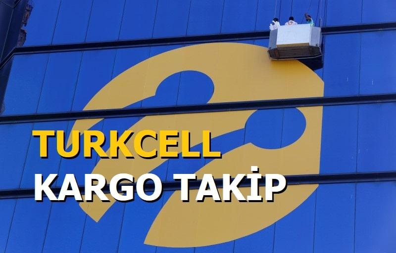 Turkcell Kargo Takip