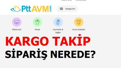 Photo of ePttAVM Kargo Takip